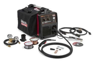LINCOLN ELECTRIC POWER MIG® 180 DUAL